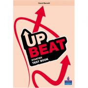 Upbeat Starter Test Book - Carol Barrett