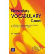 Vocabulary Games Elementary - Jill Hadfield
