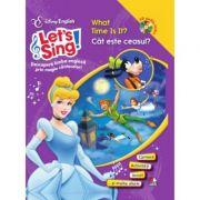 What Time Is It? Cat este ceasul? - Disney English