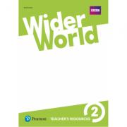 Wider World 2 Teachers Resource Book - Rod Fricker