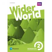 Wider World 2 Workbook with Extra Online Homework Pack - Lynda Edwards