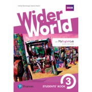 Wider World 3 Students Book with MyEnglishLab Pack - Carolyn Barraclou