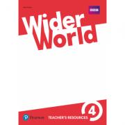 Wider World 4 Teachers Resource Book - Rod Fricker