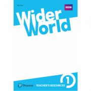 Wider World Level 1 Teachers Resource Book - Rod Fricker