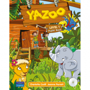 Yazoo Global Level 1 Pupils Book and Pupils CD (2) Pack - Jeanne Perrett