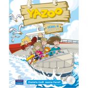 Yazoo Global Level 4 Pupils Book and CD (3) Pack - Jeanne Perrett