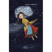 Zahera, fetita care a inghitit un nor mare cat Turnul Eiffel. Colecţia cadril - Romain Puertolas