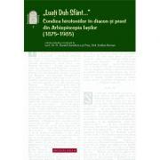 """Luati Duh Sfant..."" - Condica hirotoniilor in diacon si preot din Arhiepiscopia Iasilor (1875-1985) - Pr. lect. dr. Daniel Danielescu, Emilian-Iustinian Roman"