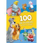 100 de povesti de citit in vacanta - Disney