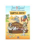 150 de intrebari si raspunsuri despre Egiptul Antic. In cautarea lui Thot