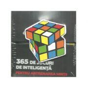 365 de jocuri de inteligenta pentru antrenarea mintii