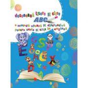 ABC - Deseneaza litere si cifre. O metoda usoara si distractiva pentru scris si citit in engleza