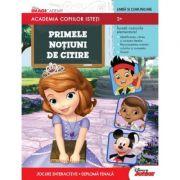 Academia copiilor isteti. Primele notiuni de citire - Disney