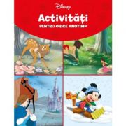 Activitati pentru orice anotimp - Disney