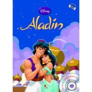 Aladin (Carte + CD audio) - Disney