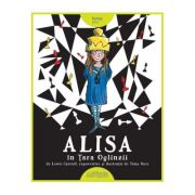Alisa in Tara Oglinzii -Tony Ross