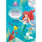Ariel, printesa adancurilor (Carte + CD audio) - Disney