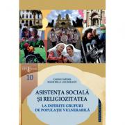 Asistenta sociala si religiozitatea la diferite grupuri de populatie vulnerabila - Carmen Gabriela Mandrila Lazareanu