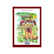 Aventuri in Africa. Roman pentru copii - Mihaela-Corina Nicolae