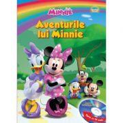 Aventurile lui Minnie (Carte + CD audio) - Disney