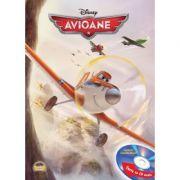 Avioane. Ed. prescurtata (Carte + CD audio) - Disney