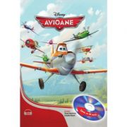Avioane (Carte + CD audio) - Disney