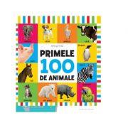 Bebe invata. Primele 100 de animale (format mare)