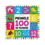 Bebe invata. Primele 100 de numere (format mare)