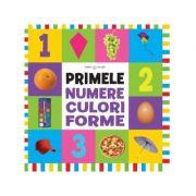 Bebe invata. Primele numere, culori, forme (format mare)