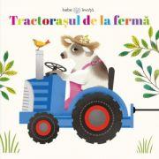 Tractorasul de la Ferma. Bebe invata. Puzzle