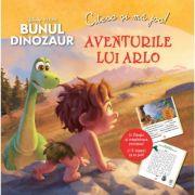 Bunul dinozaur. Aventurile lui Arlo. Citesc si ma joc - Disney