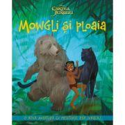 Cartea junglei. Mowgli si ploaia - Disney