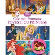 Cele mai frumoase povesti cu printese (contine o jucarie cadou) - Disney