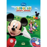 Clubul lui Mickey Mouse (Carte + CD audio) - Disney