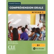 Comprehension orale 2 - 2eme edition - Livre + CD audio - Michele Barfety, Patricia Beaujoin