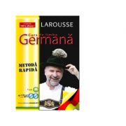 Curs de limba Germana. Metoda rapida + 2 CD - Larousse