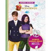 Descendentii. Atelierul culorilor - Disney