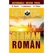 Dictionar german-roman - E. Savin, I. Lazarescu, K. Tantu