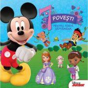 Disney Junior. 7 povesti pentru toata saptamana - Disney