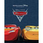 Disney Pixar. Masini 3. Biblioteca ilustrata