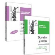 Doctrine juridice. Curs si caiet de seminar. Editia a 8-a - Simona Cristea, Claudiu Munteanu-Jipescu