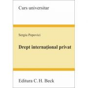 Drept international privat - Sergiu Popovici