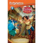 Elena din Avalor. Invat sa citesc (nivelul 2) - Disney