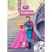 Frumoasa adormita (Carte + CD audio) - Disney