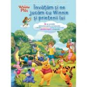 Invatam si ne jucam cu Winnie si prietenii lui - Disney