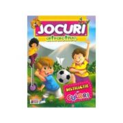 Jocuri atractive - Distractie in culori