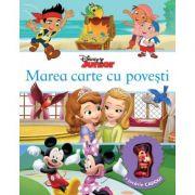 Marea carte cu povesti (contine o jucarie cadou) - Disney