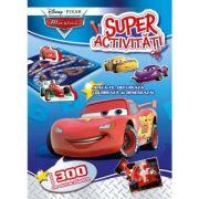 Masini. Superactivitati. Peste 300 de autocolante - Disney