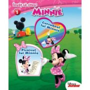 Minnie. Invat sa citesc (nivelul 1) - Disney