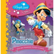 Noapte buna, copii! Pinocchio - Disney